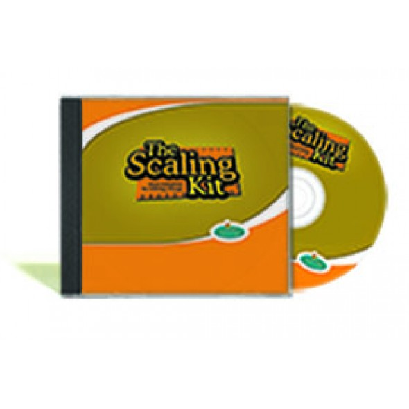 The Scaling Kit Interactive DVD